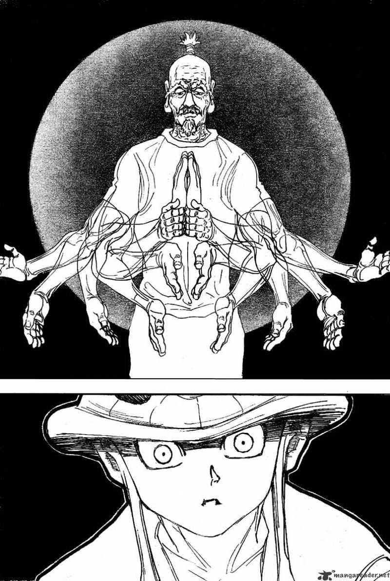 Hunter X Hunter Chapter 288  Online Free Manga Read Image 11