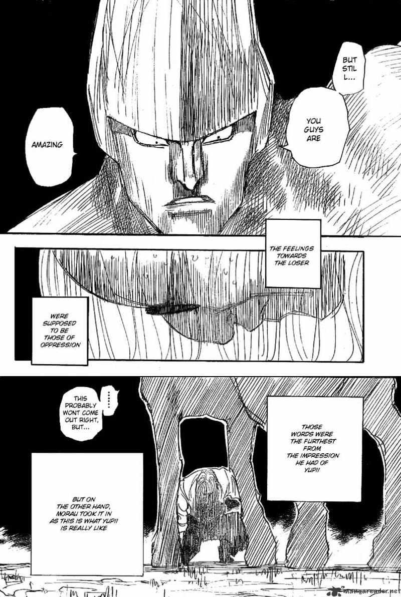 Hunter X Hunter Chapter 288  Online Free Manga Read Image 17