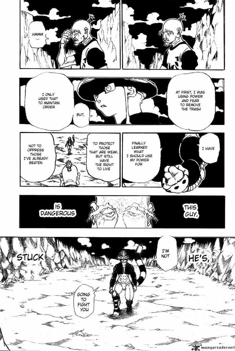 Hunter X Hunter Chapter 288  Online Free Manga Read Image 7