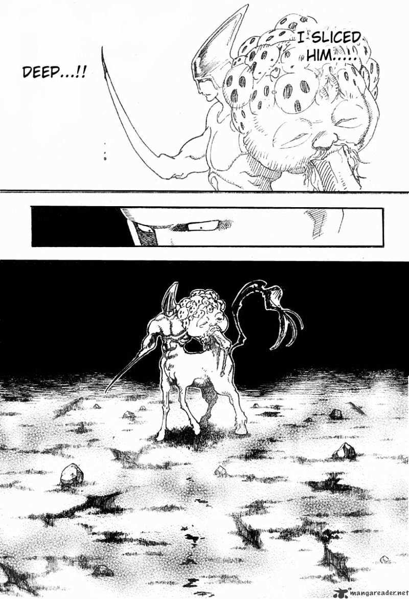 Hunter X Hunter Chapter 289  Online Free Manga Read Image 4