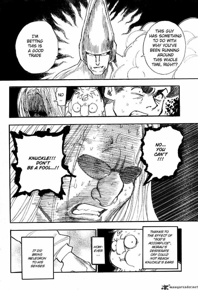 Hunter X Hunter Chapter 289  Online Free Manga Read Image 9