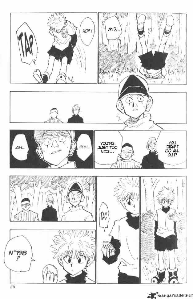 Hunter X Hunter Chapter 29  Online Free Manga Read Image 10