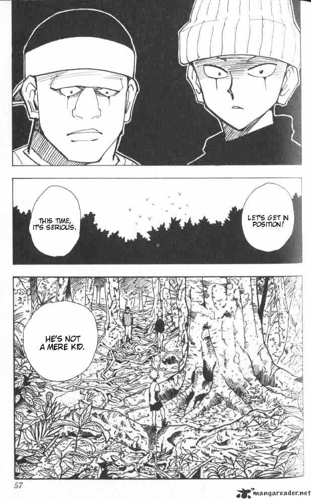 Hunter X Hunter Chapter 29  Online Free Manga Read Image 12