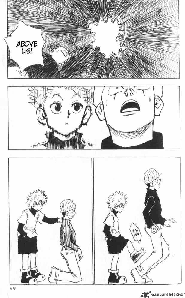 Hunter X Hunter Chapter 29  Online Free Manga Read Image 14