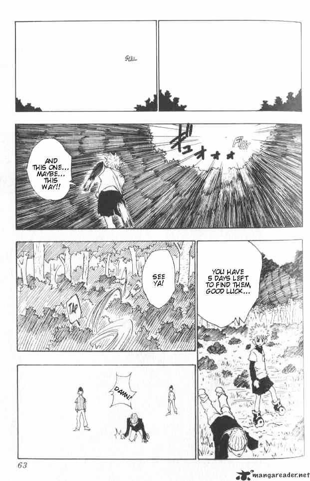 Hunter X Hunter Chapter 29  Online Free Manga Read Image 18