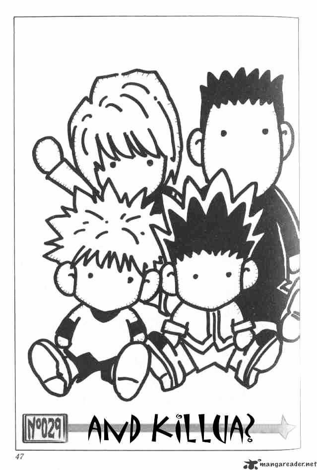Hunter X Hunter Chapter 29  Online Free Manga Read Image 2