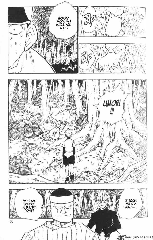 Hunter X Hunter Chapter 29  Online Free Manga Read Image 6