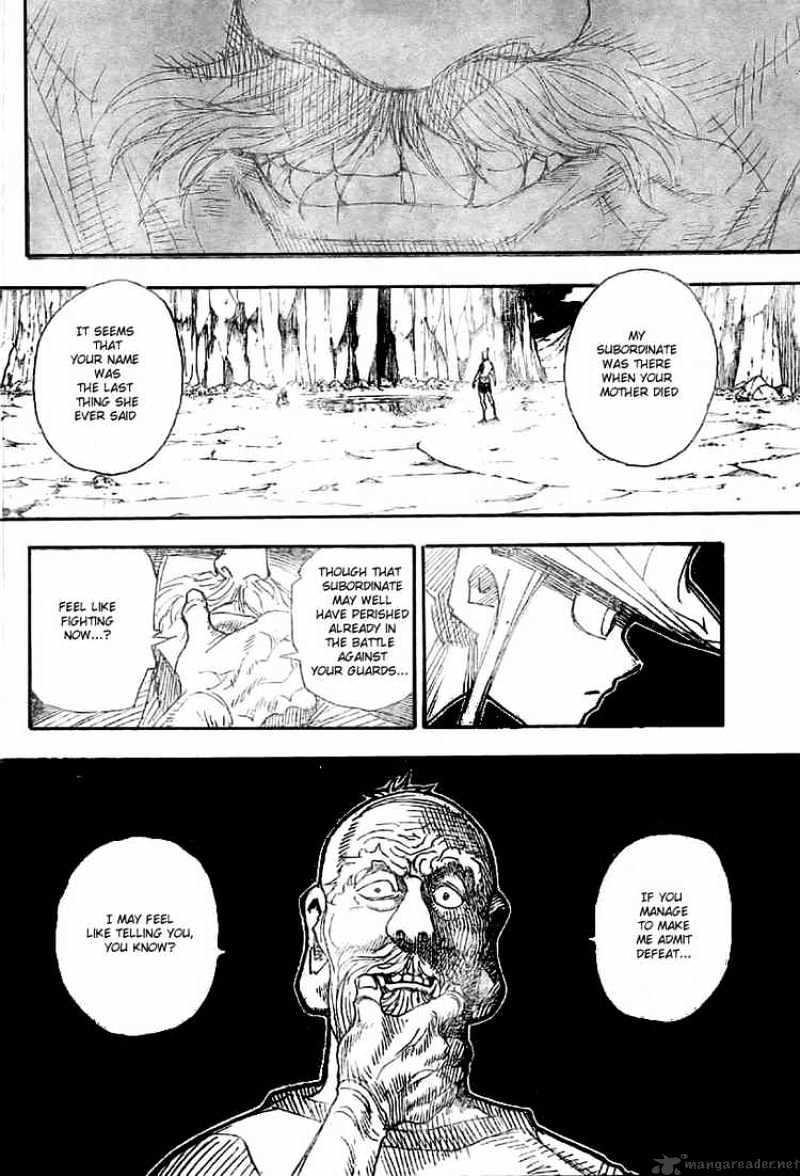 Hunter X Hunter Chapter 290  Online Free Manga Read Image 17