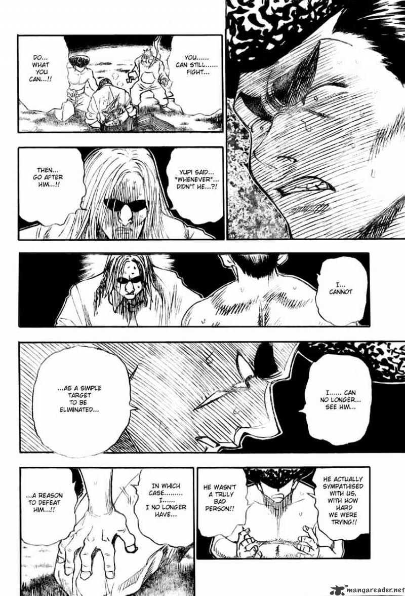 Hunter X Hunter Chapter 290  Online Free Manga Read Image 2