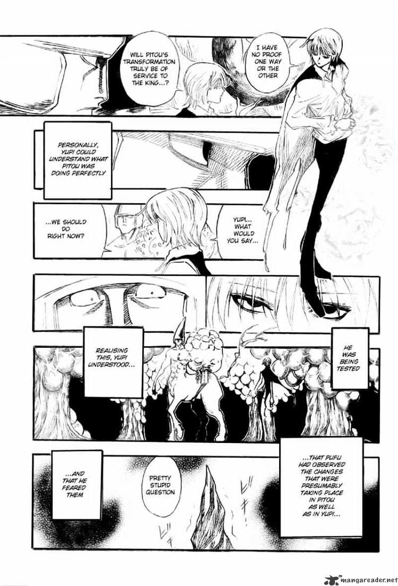 Hunter X Hunter Chapter 290  Online Free Manga Read Image 7
