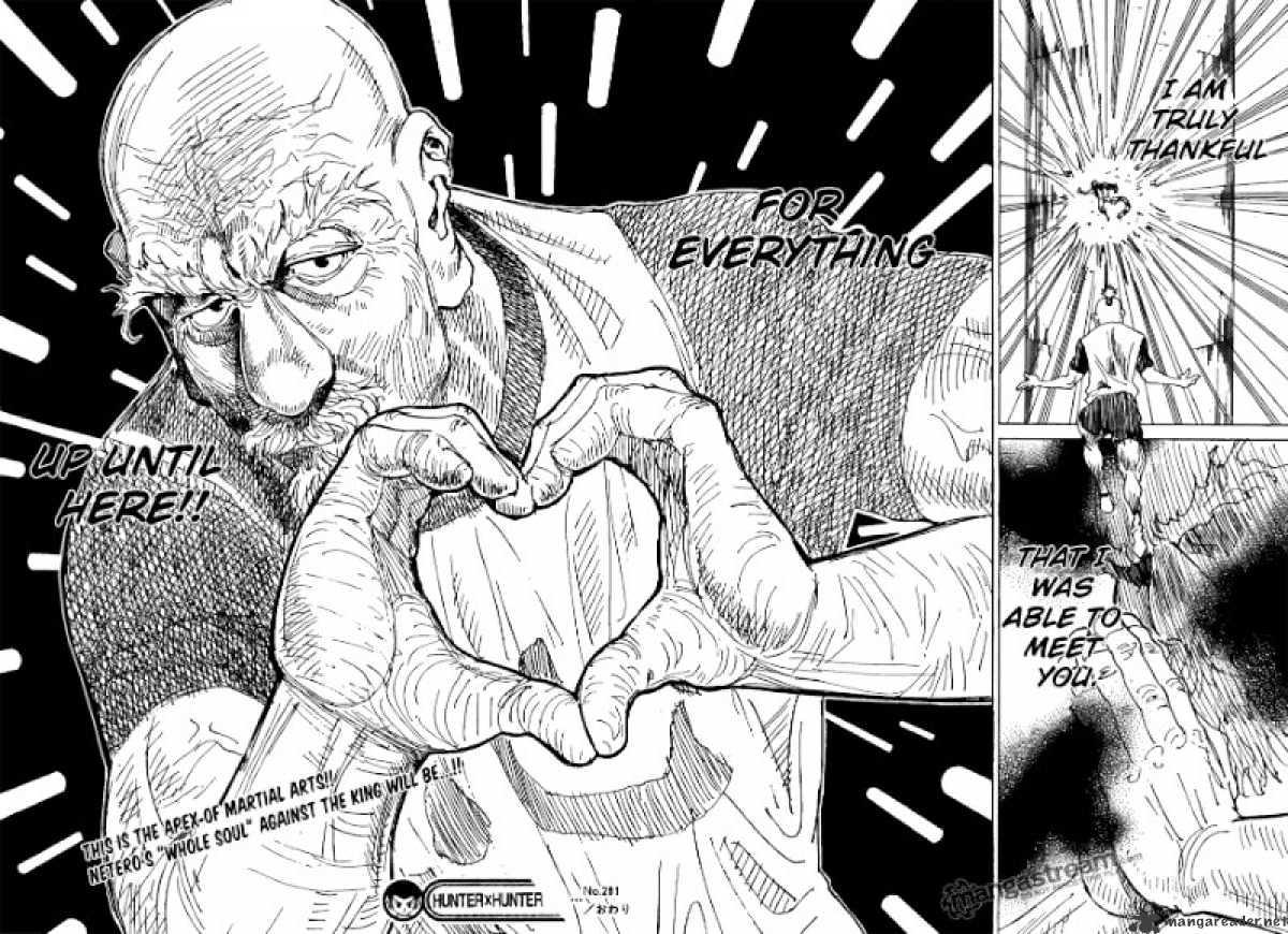 Hunter X Hunter Chapter 291  Online Free Manga Read Image 17