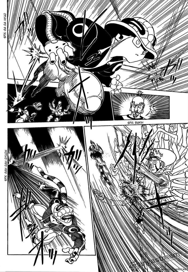 Hunter X Hunter Chapter 292  Online Free Manga Read Image 10