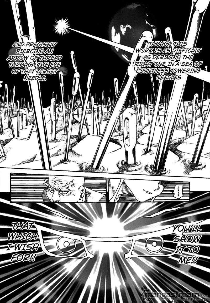 Hunter X Hunter Chapter 292  Online Free Manga Read Image 14