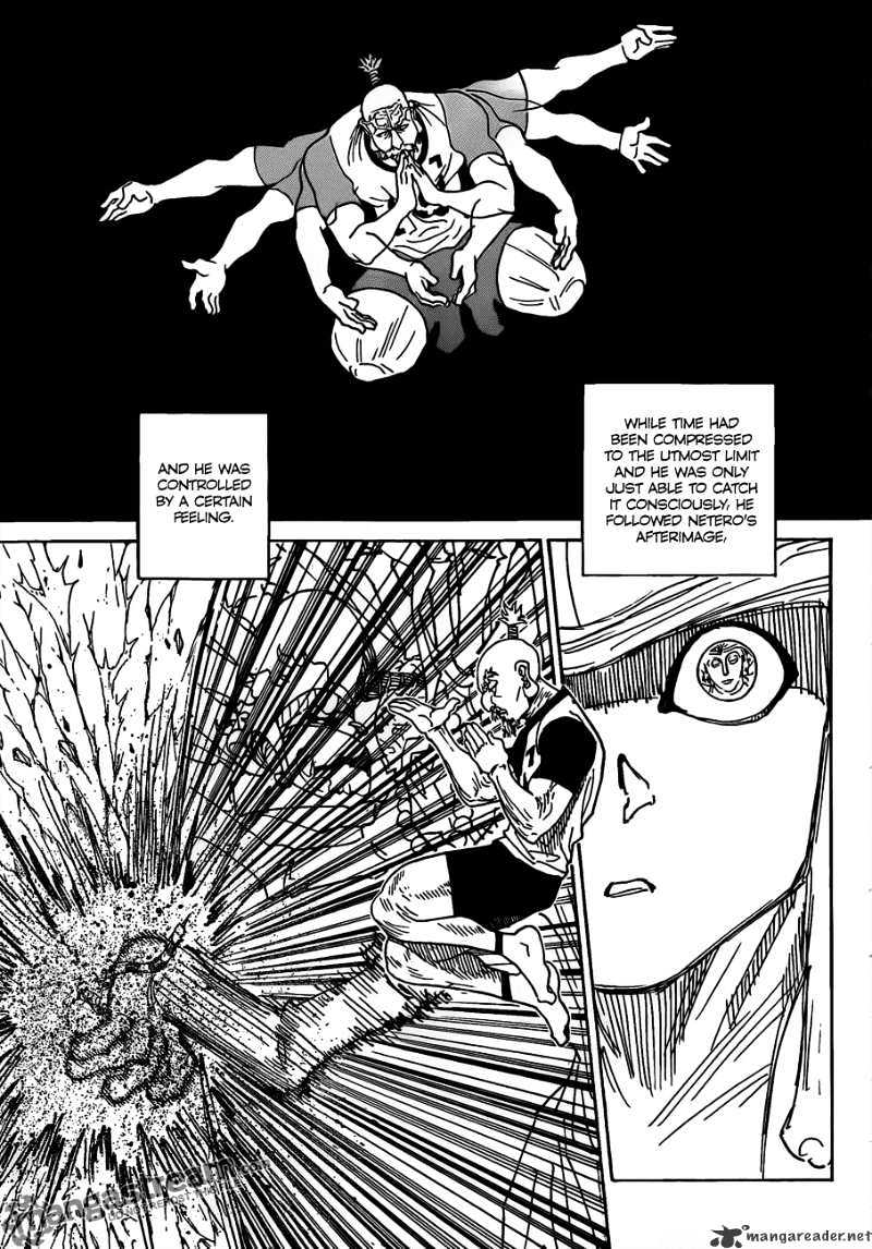 Hunter X Hunter Chapter 292  Online Free Manga Read Image 3