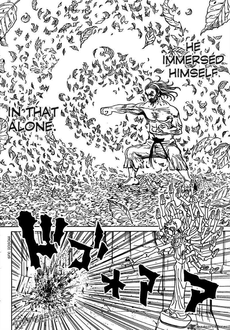 Hunter X Hunter Chapter 292  Online Free Manga Read Image 7