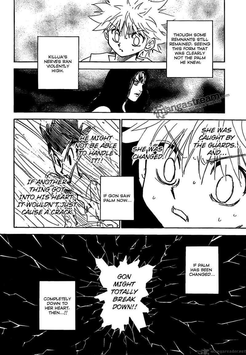 Hunter X Hunter Chapter 293  Online Free Manga Read Image 6