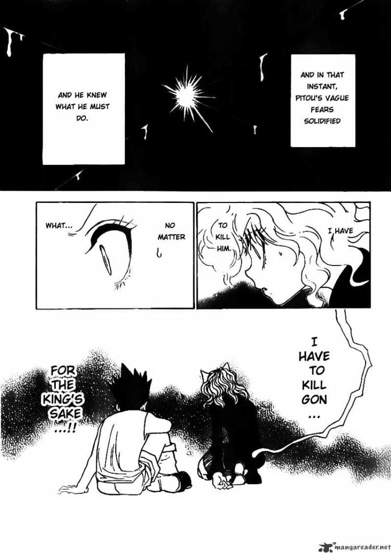 Hunter X Hunter Chapter 295  Online Free Manga Read Image 15