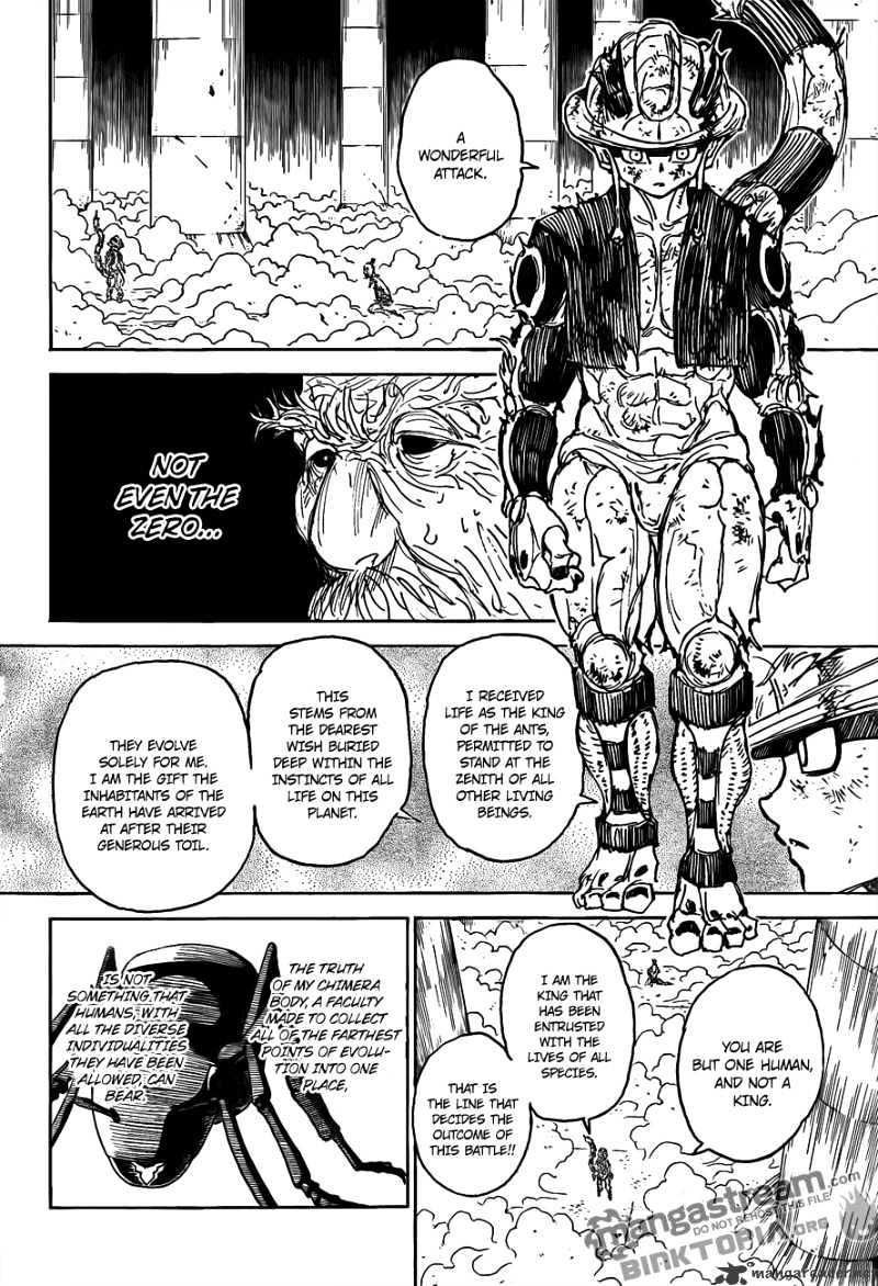 Hunter X Hunter Chapter 297  Online Free Manga Read Image 16