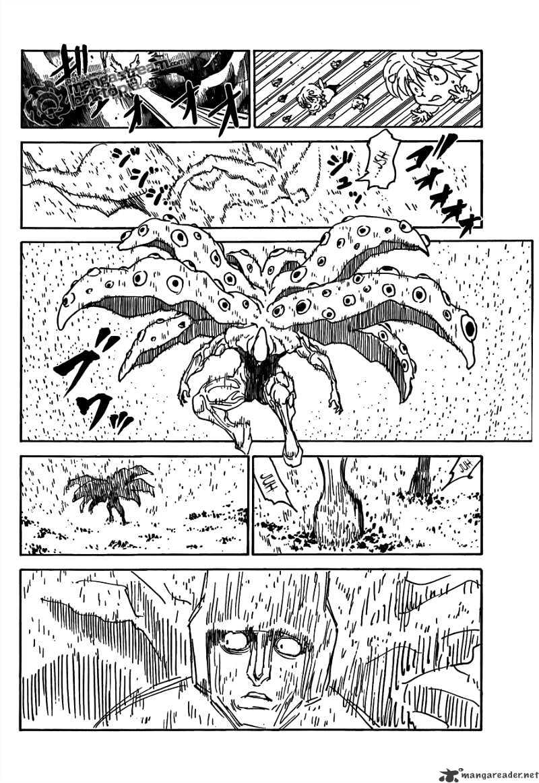 Hunter X Hunter Chapter 298  Online Free Manga Read Image 17