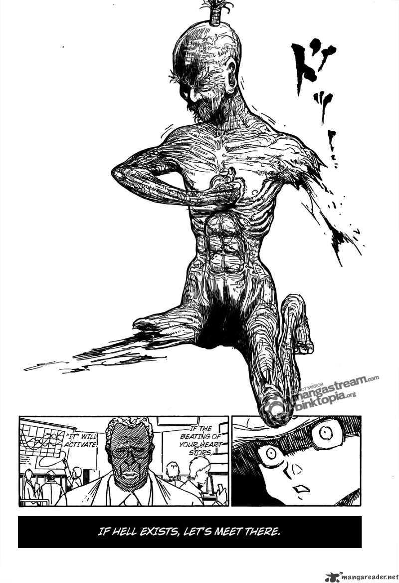 Hunter X Hunter Chapter 298  Online Free Manga Read Image 4
