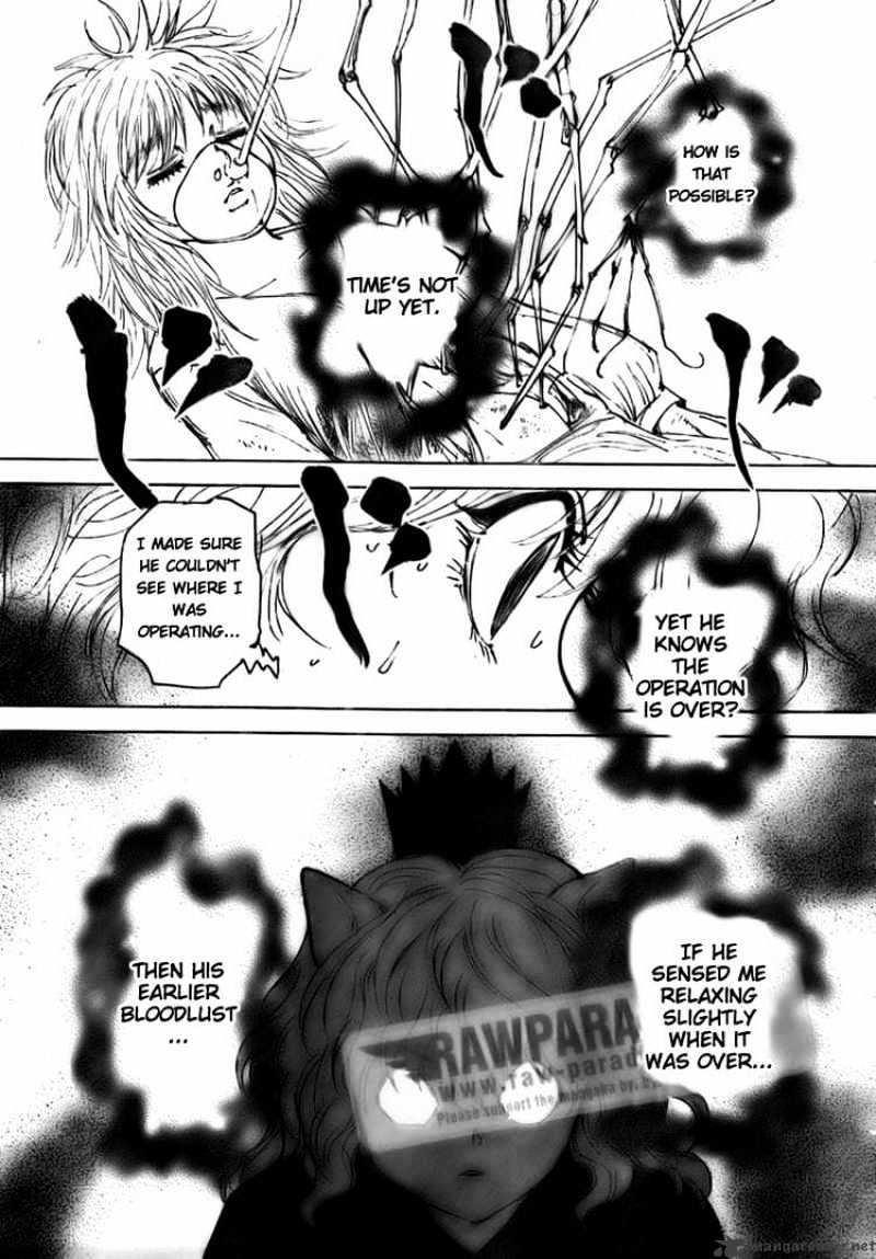 Hunter X Hunter Chapter 300  Online Free Manga Read Image 9