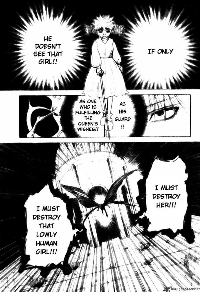 Hunter X Hunter Chapter 301  Online Free Manga Read Image 15