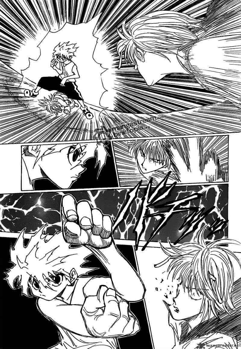Hunter X Hunter Chapter 303  Online Free Manga Read Image 11