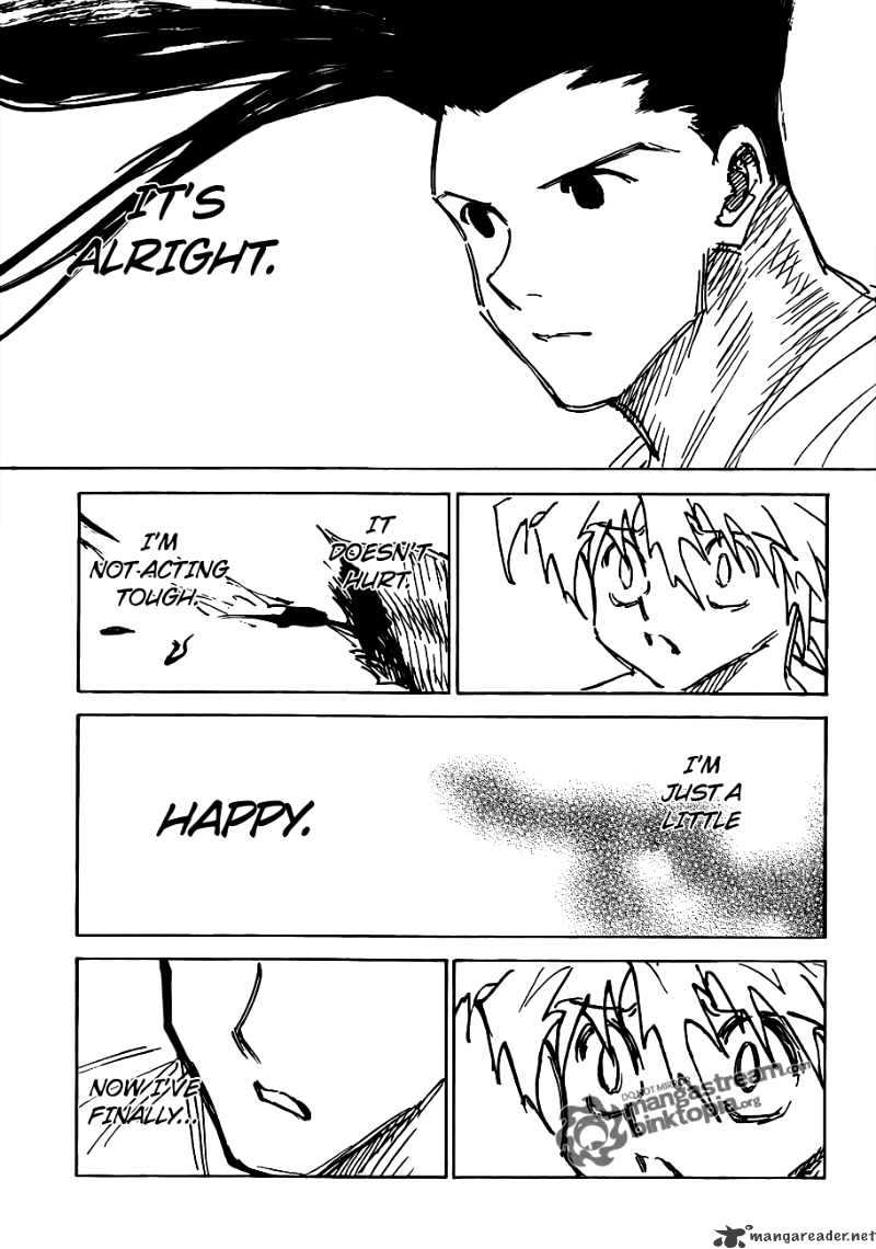 Hunter X Hunter Chapter 307  Online Free Manga Read Image 11