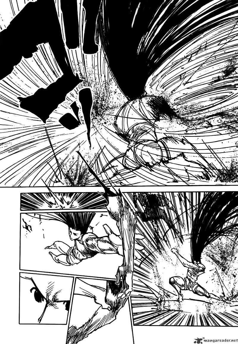 Hunter X Hunter Chapter 307  Online Free Manga Read Image 13