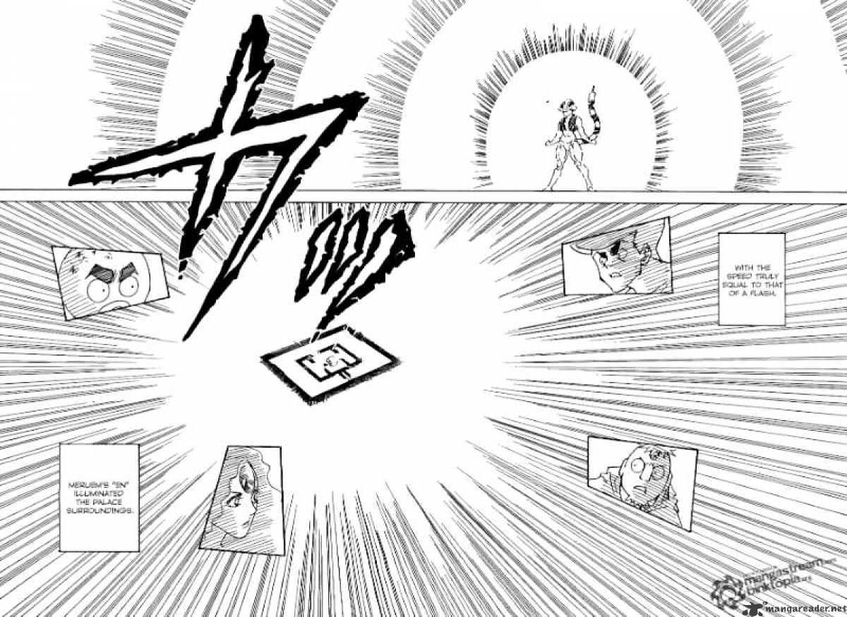 Hunter X Hunter Chapter 308  Online Free Manga Read Image 13
