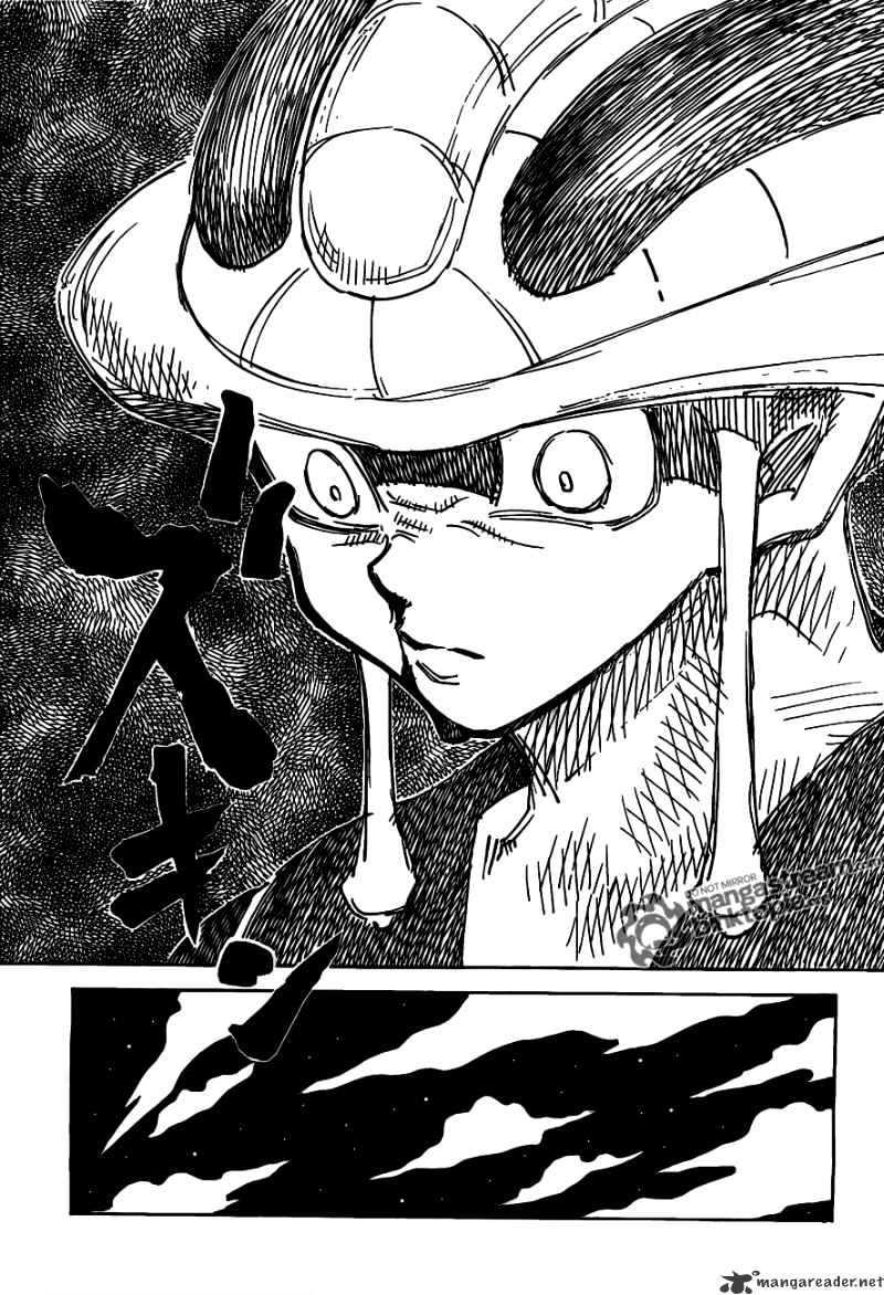 Hunter X Hunter Chapter 310  Online Free Manga Read Image 13