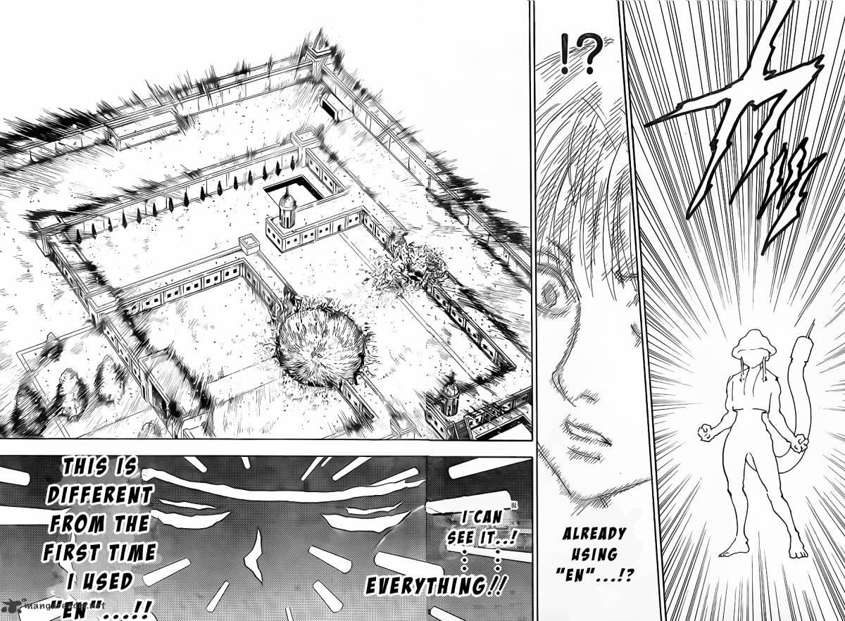 Hunter X Hunter Chapter 312  Online Free Manga Read Image 5