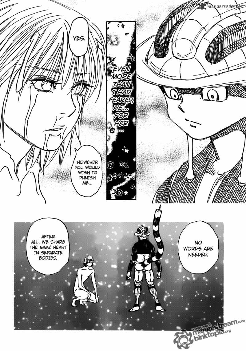 Hunter X Hunter Chapter 313  Online Free Manga Read Image 9