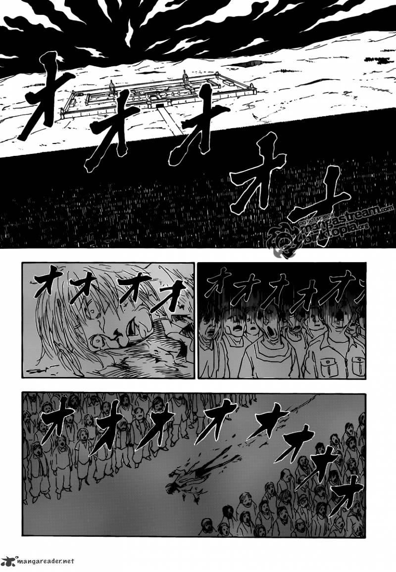Hunter X Hunter Chapter 314  Online Free Manga Read Image 15