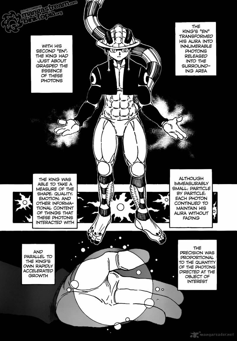 Hunter X Hunter Chapter 314  Online Free Manga Read Image 2