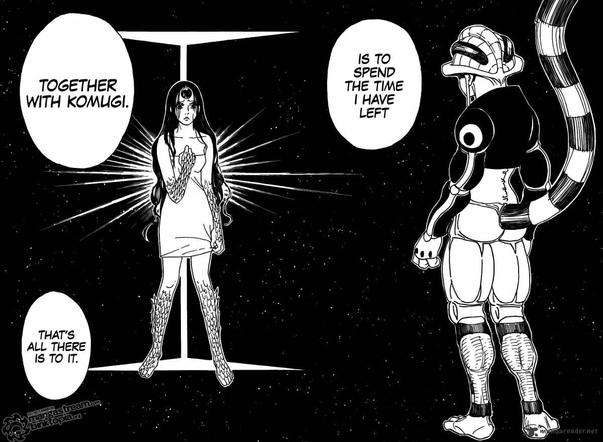Hunter X Hunter Chapter 314  Online Free Manga Read Image 8
