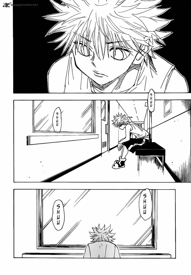 Hunter X Hunter Chapter 316  Online Free Manga Read Image 8