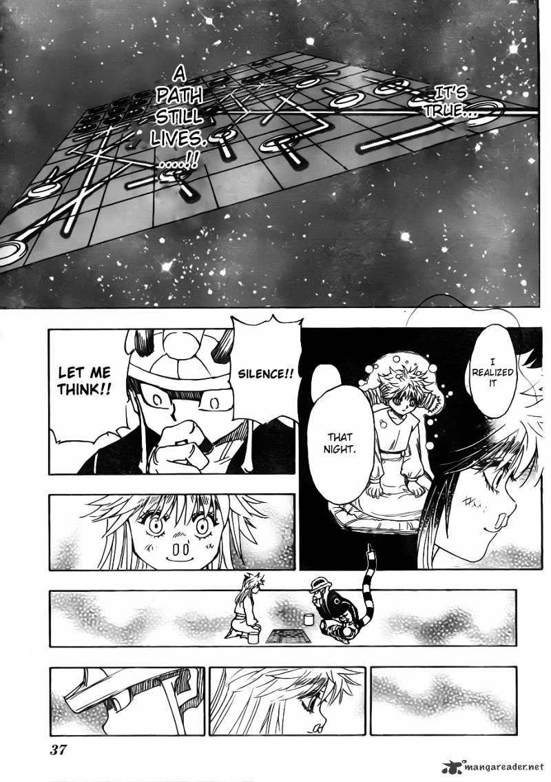 Hunter X Hunter Chapter 317  Online Free Manga Read Image 13