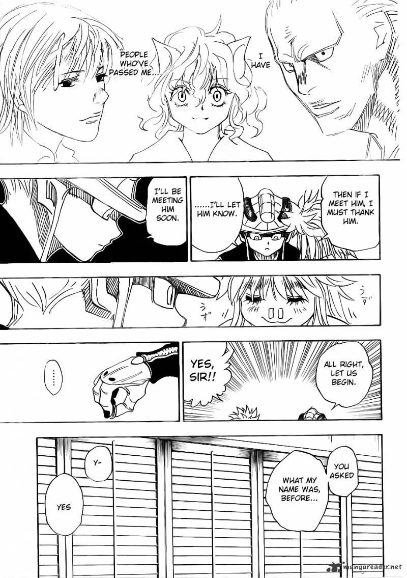 Hunter X Hunter Chapter 317  Online Free Manga Read Image 5