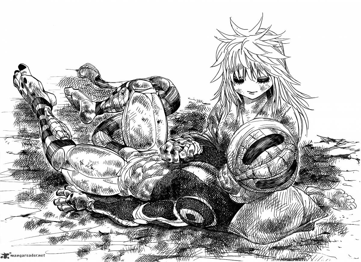 Hunter X Hunter Chapter 318  Online Free Manga Read Image 9