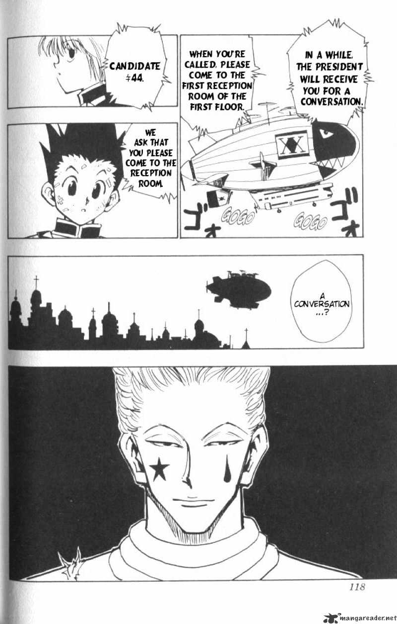 Hunter X Hunter Chapter 32  Online Free Manga Read Image 13