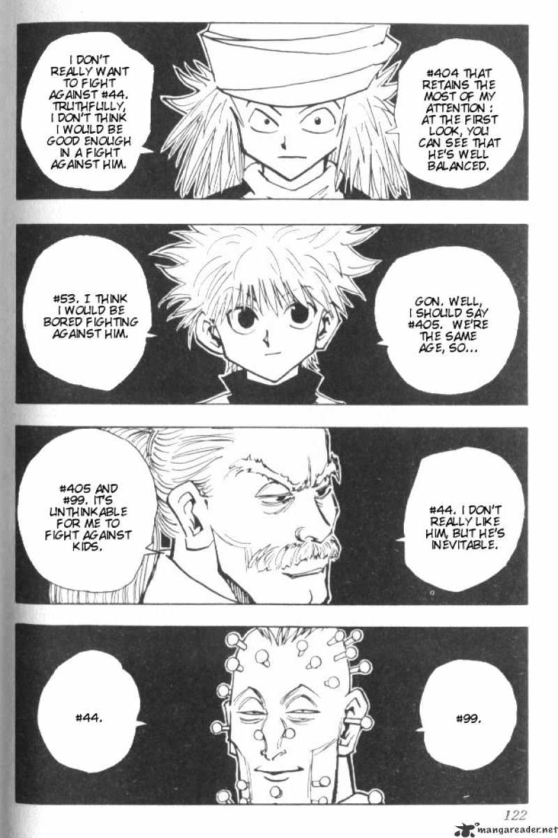 Hunter X Hunter Chapter 32  Online Free Manga Read Image 17