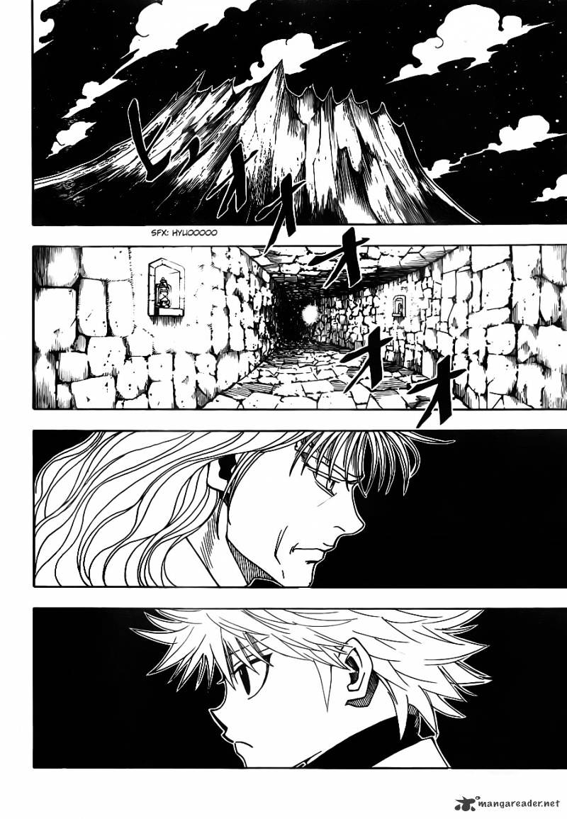 Hunter X Hunter Chapter 321  Online Free Manga Read Image 12