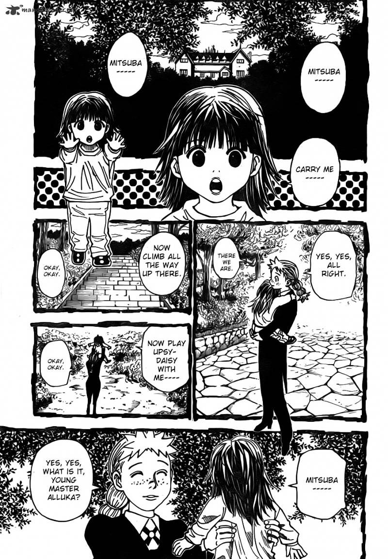 Hunter X Hunter Chapter 322  Online Free Manga Read Image 5