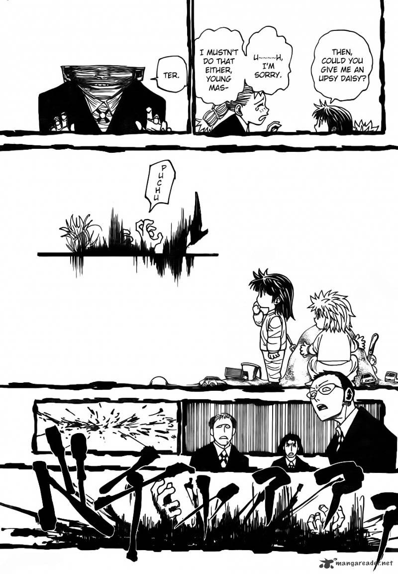 Hunter X Hunter Chapter 322  Online Free Manga Read Image 9