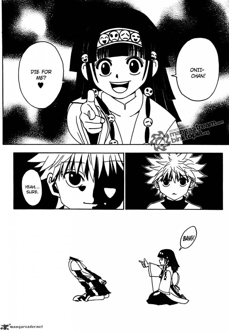 Hunter X Hunter Chapter 323  Online Free Manga Read Image 12