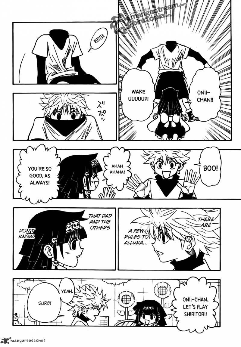 Hunter X Hunter Chapter 323  Online Free Manga Read Image 17