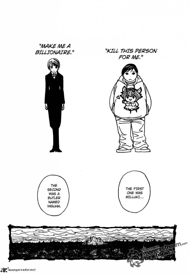 Hunter X Hunter Chapter 323  Online Free Manga Read Image 2