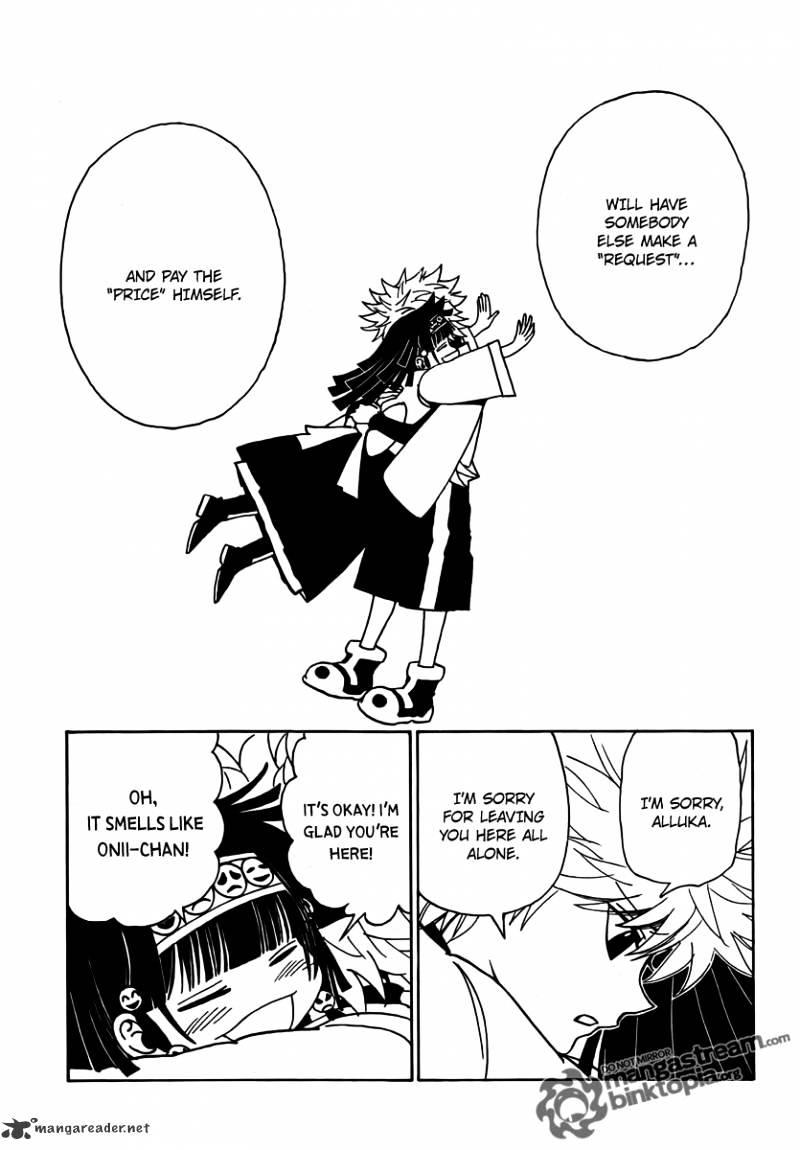 Hunter X Hunter Chapter 323  Online Free Manga Read Image 9
