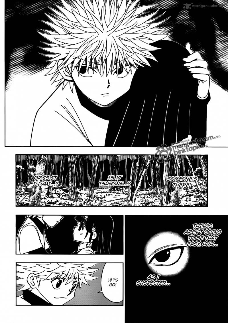 Hunter X Hunter Chapter 327  Online Free Manga Read Image 6